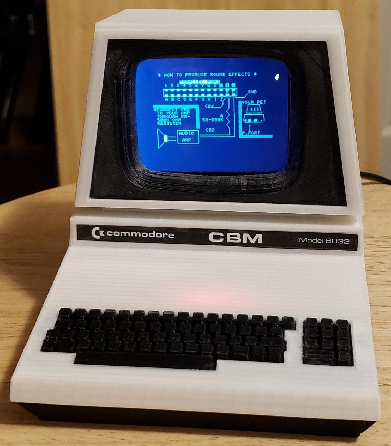 Commodore PET Mini